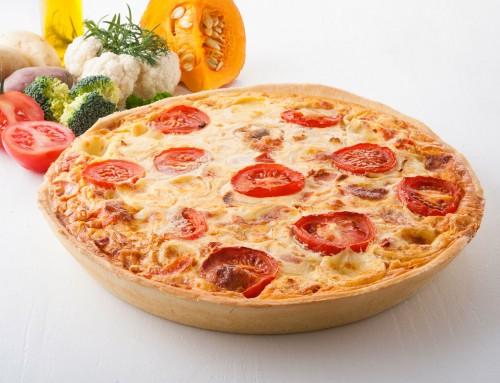Quiche Tomate (#84)