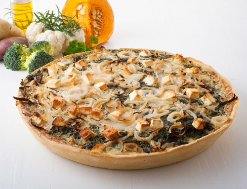 Quiche Spinat (#23)