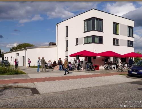 Tag der offenen Tür im »Café zum Flugplatz«